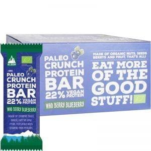 "Eko Hel Låda Proteinbars ""Blueberry"" 12 x 48g - 40% rabatt"