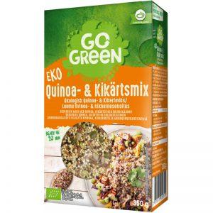 "Eko ""Quinoa & Kikärtsmix"" 350g - 28% rabatt"