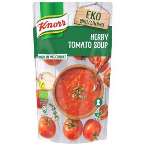 """Eko Tomatsoppa """"Herby"""" 570ml - 28% rabatt"""