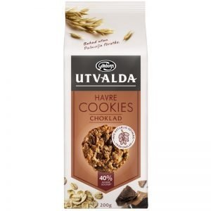 Havrekakor Choklad 200g - 33% rabatt