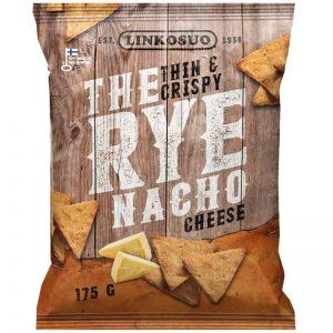 "Råg- & Majsnachos ""Cheese"" 175g - 39% rabatt"