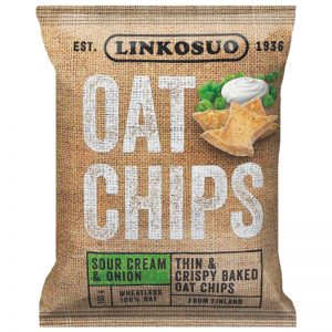 "Rågchips ""Sourcream & Onion"" 150g - 50% rabatt"