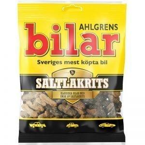 "Ahlgrens Bilar ""Saltlakrits"" 100g - 18% rabatt"