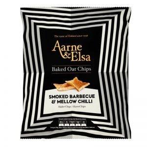 """Chips """"Smoked BBQ & mellow chilli"""" 150g - 50% rabatt"""