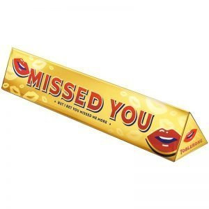 "Choklad ""Toblerone Missed You"" 360g - 41% rabatt"