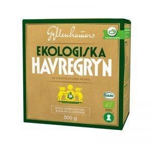 Eko Havregryn 500g - 11% rabatt