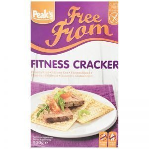"Kex ""Fitness Cracker"" 200g - 37% rabatt"