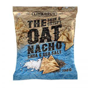 "Nachochips ""Chia & Sea Salt"" 150g - 32% rabatt"