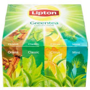 """Te """"Greentea Collection"""" 52g - 24% rabatt"""