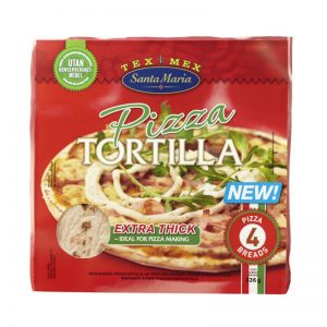 "Tortilla ""Pizza"" 280g - 21% rabatt"