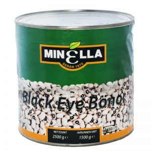 Bönor Black Eye 2,5 kg - 45% rabatt