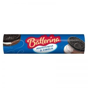 Ballerina Mjölkchoklad & Vanilj