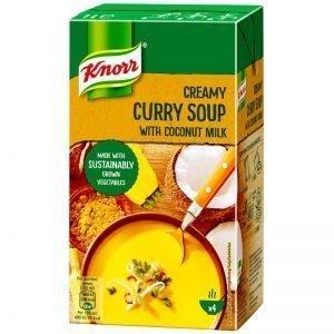 "Currysoppa ""Creamy"" 1l - 46% rabatt"