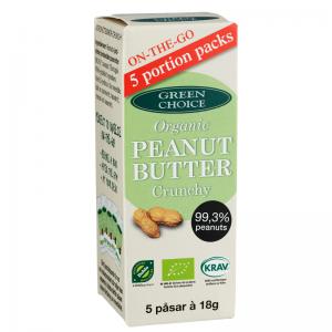 Eko Jordnötssmör Crunchy 90g - 37% rabatt