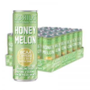 "Hel Låda ""Lohilo Honey Melon"" 24 x 330ml - 47% rabatt"