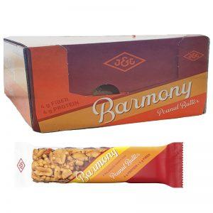 """Hel låda Proteinbars """"Peanut Butter"""" 24 x 40g - 77% rabatt"""