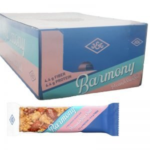 "Hel låda Proteinbars ""Pecan & Sea Salt"" 24 x 40g - 77% rabatt"