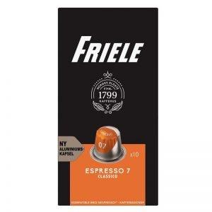 Kaffe Espresso kapslar 10 x 5,2g - 48% rabatt