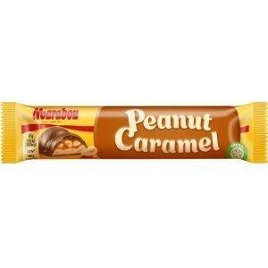 """Marabou """"Peanut Caramel"""" 37g - 44% rabatt"""