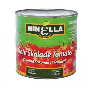 Skalade Tomater 2.55 kg - 45% rabatt