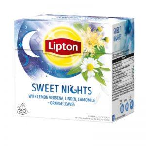"""Te """"Sweet Nights"""" 20 x 1,5g - 21% rabatt"""