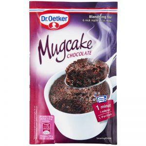 "Bakmix ""Mugcake Chocolate"" 60g - 30% rabatt"
