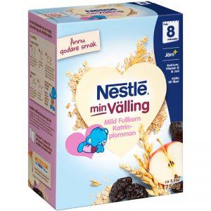 Barnmat Fullkornsvälling Katrinplommon 750g - 29% rabatt