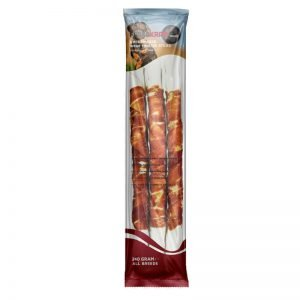 "Hundgodis ""Chicken wrap sticks"" 3 x 80g - 41% rabatt"