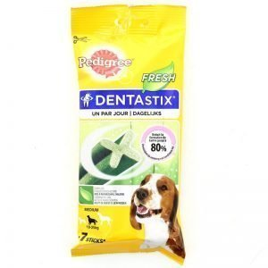 "Hundgodis ""Dentastix Medium"" 180g - 46% rabatt"