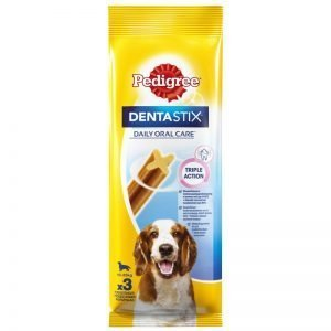 "Hundgodis ""Dentastix Medium"" 77g - -0% rabatt"