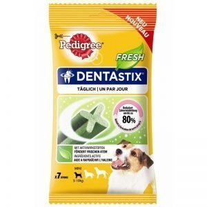 "Hundgodis ""Dentastix Mini"" 110g - 46% rabatt"