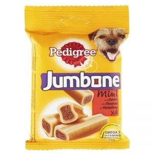 "Hundgodis ""Jumbone Mini"" 180g - 20% rabatt"