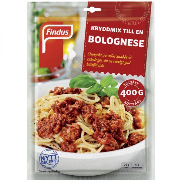 Kryddmix Bolognese 79g - 30% rabatt