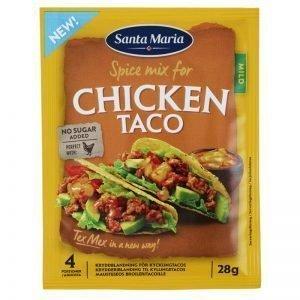 """Kryddmix """"Chicken Taco"""" 28g - 20% rabatt"""