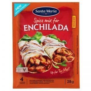 "Kryddmix ""Enchilada"" 28g - 20% rabatt"