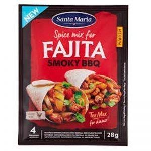 """Kryddmix """"Fajita Smoky BBQ"""" 28g - 20% rabatt"""
