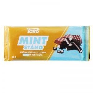 Mjölkchoklad mintstång 80g - 60% rabatt