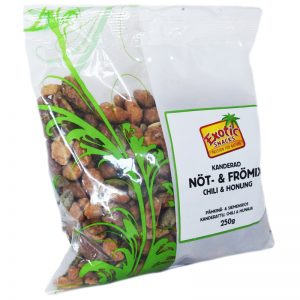 Nöt- & Frömix Chili & Honung 250g - 60% rabatt