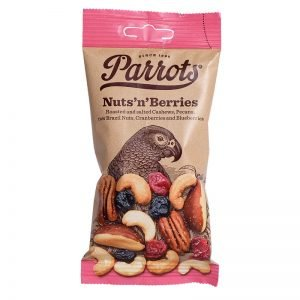Nötmix Nut's n' Berries 55g - 75% rabatt