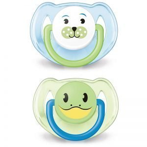 "Nappar ""Animal 6-18m"" 2-pack - 78% rabatt"