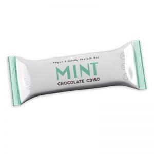 Proteinbar Chocolate Crisp Mint 50g - 47% rabatt