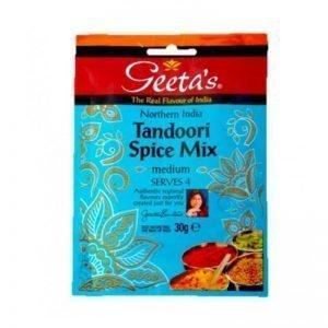 Tandoori Kryddmix 30g - -1% rabatt