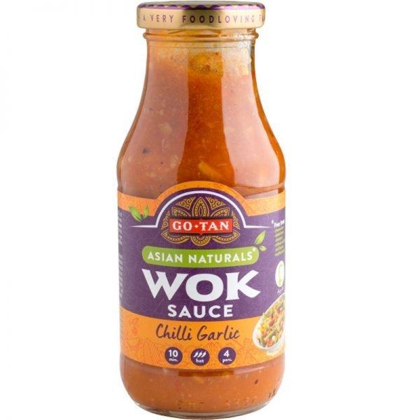 Woksås Chili Vitlök 240ml - 48% rabatt