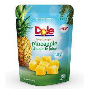 Ananasbitar 400g - 46% rabatt