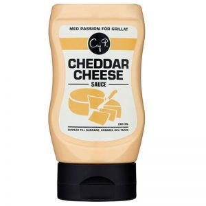 Cheddar Cheese Sauce 280ml - 25% rabatt