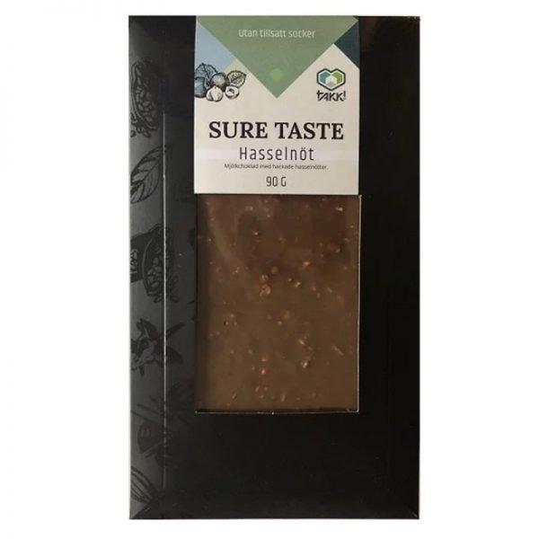 Chokladkaka Hasselnöt - 50% rabatt