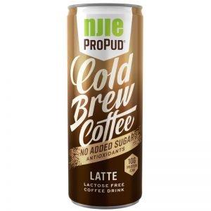 Cold Brew Latte - 50% rabatt