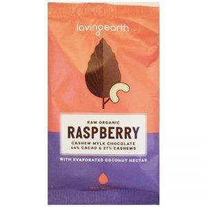 Eko Choklad Hallon - 66% rabatt