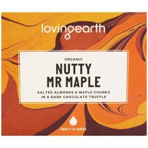 Eko Chokladkaka Nutty Mr Maple - 67% rabatt