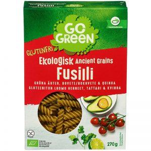 Eko Fusilli Ärter & Quinoa - 24% rabatt